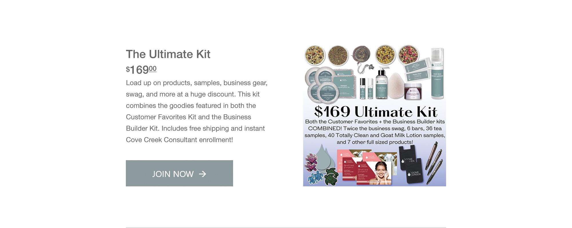 $169 Enrollment Kit