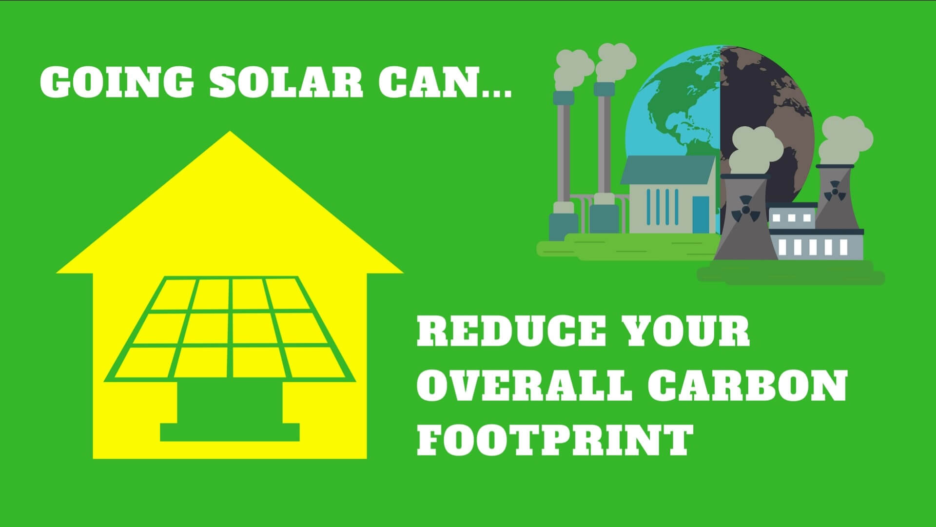 Installing solar electric system on your home or business can potentially increase your property value.